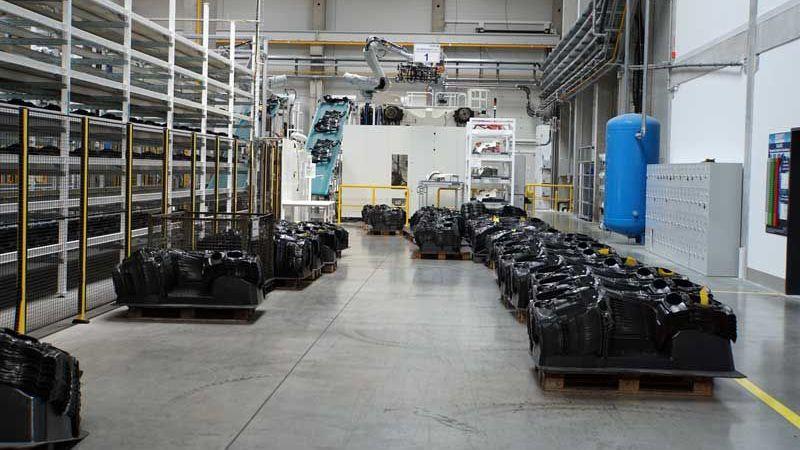 Europe | Zhafir Plastics Machinery